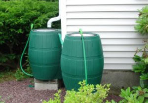 How To Connect Rain Barrels A Amp B Gutters